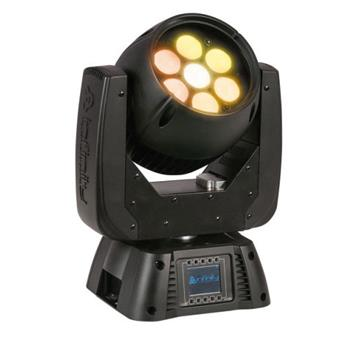 Infinity IW720 movinghead RGBW LED WASH/BEAM Section control