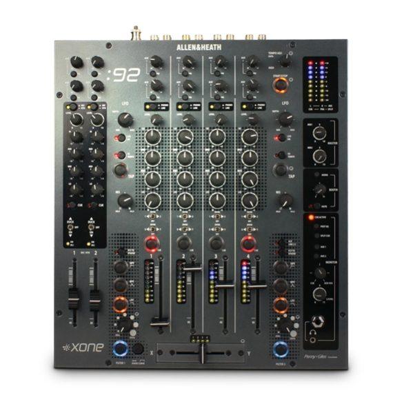 Allen & Heath XONE 92 4ch Mixer DJ Gear Huren