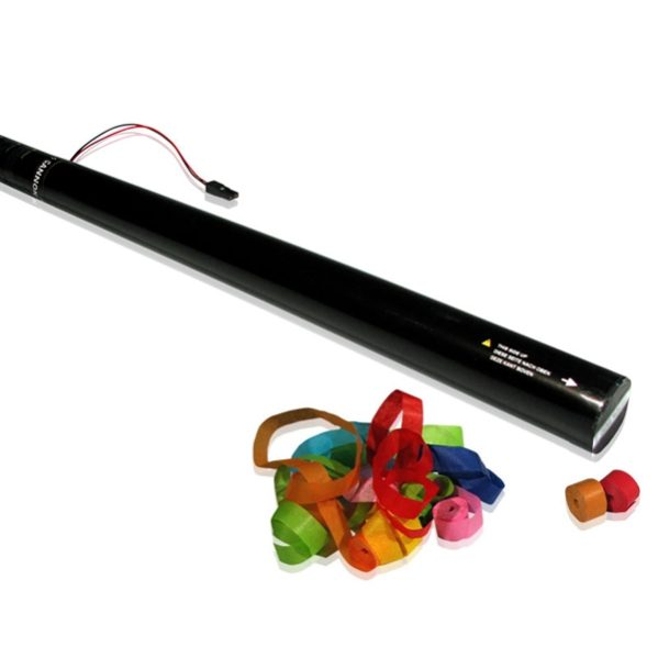 Electric Streamer Cannons 80cm-20m (Speciale kleur papier)