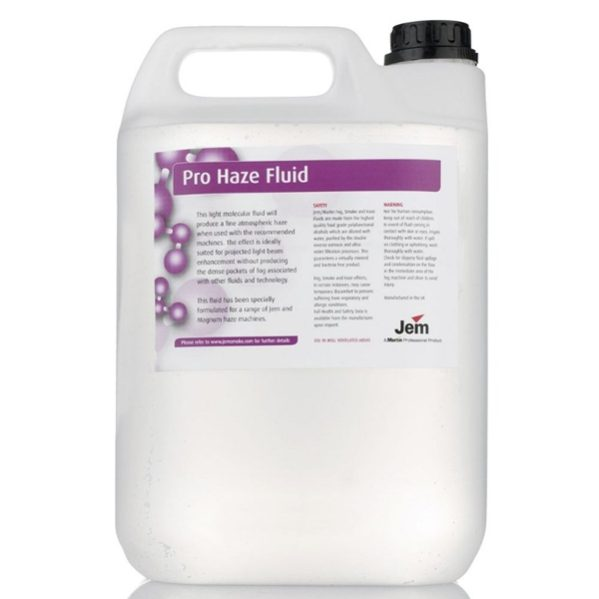 Jem K1 Hazervloeistof PRO Haze Fluid 2,5 Liter