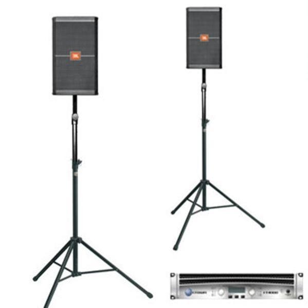 JBL SRX 712 Topspeakers set (spraakset) geluid huren