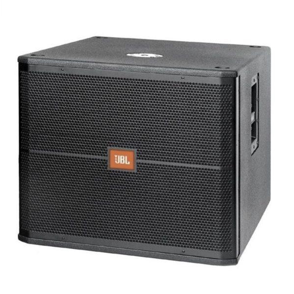 JBL SRX718S (800watt) subkast speaker geluid huren