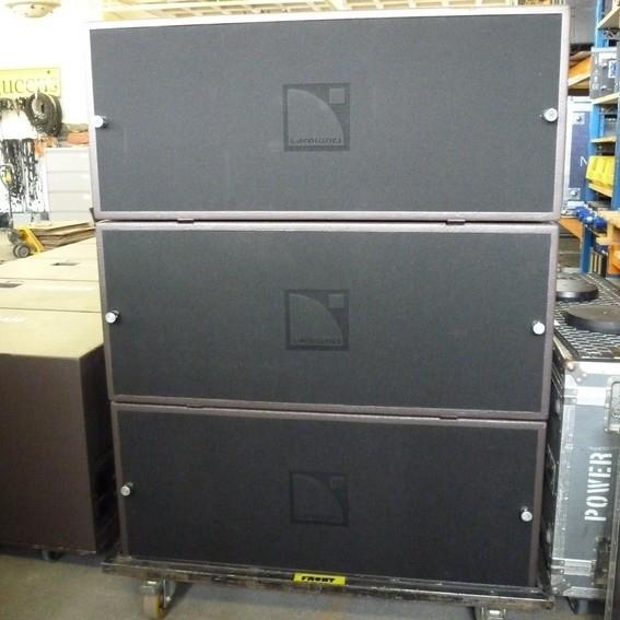L-Acoustics SB218 dubbel 18inch SUB 2200W