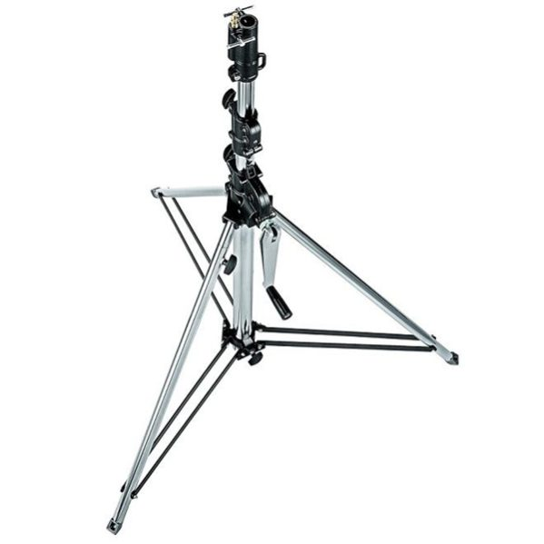 Manfrotto windup Lier statief
