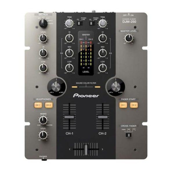 Pioneer DJM 250 dj gear verhuur