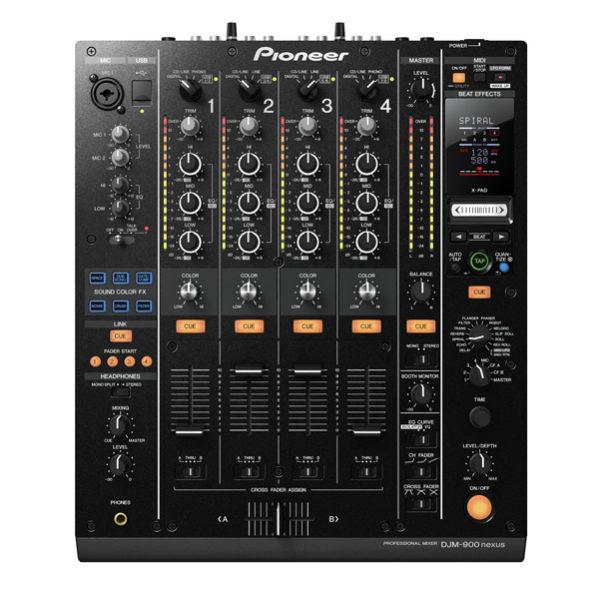 Pioneer DJM 900 nexus dj gear huren