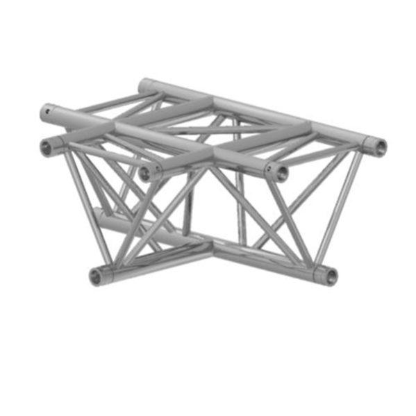 Prolyte truss X30D-CO17 drieweg T-stuk Horizontaal