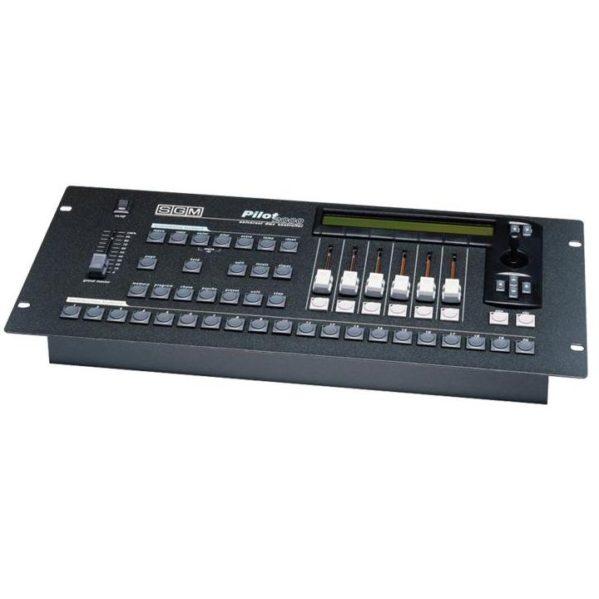 SGM Pilot 2000 DMX controller 1 universe