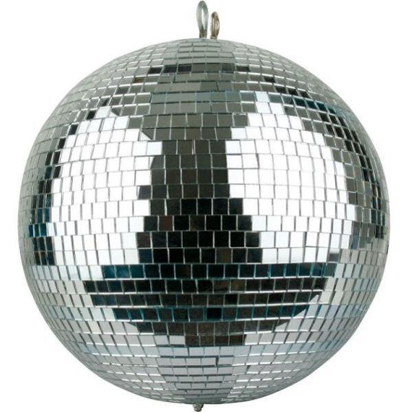Spiegelbol 100cm discobal verhuur