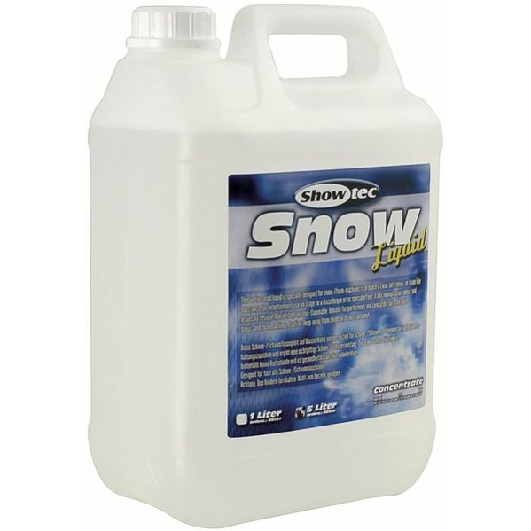 Sneeuwvloeistof 5 Liter snow