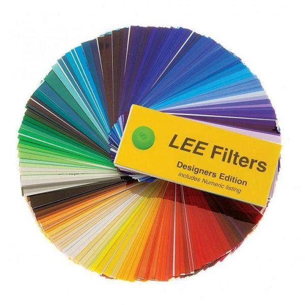 LEE Filters diverse kleuren tbv theaterspots parspots