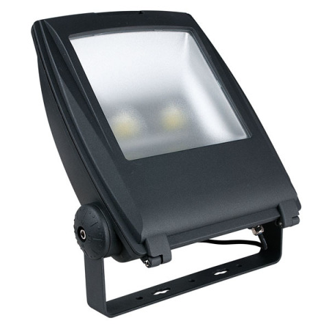 LED HQI Floodlightarmentuur 100W IP65