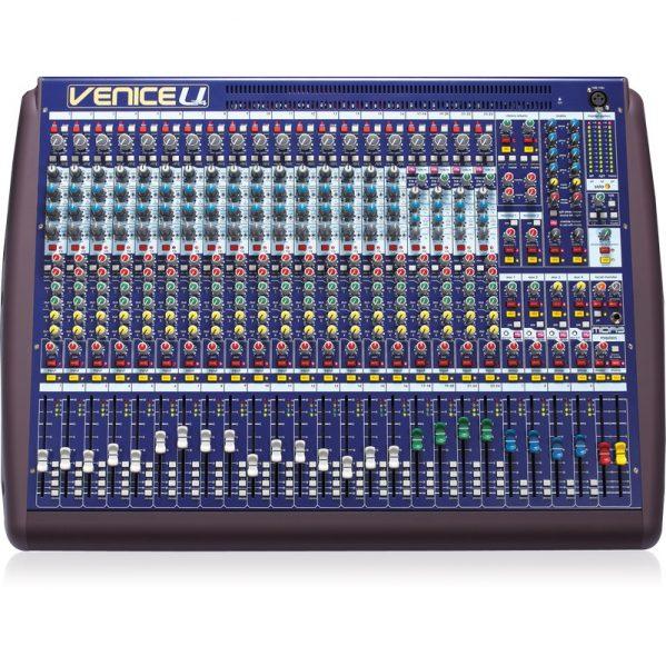 Midas Venice u24 analoge mengtafel mixer