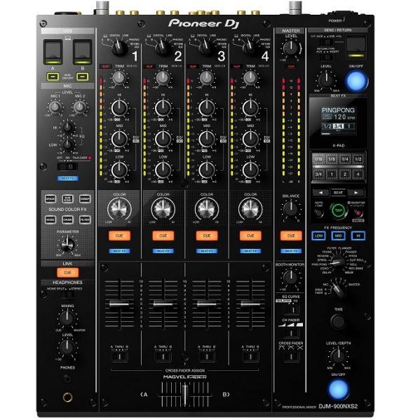 Pioneer DJM-900nxs2 DJ gear huren