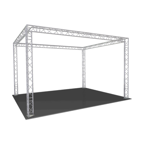 ground suport beurs stand truss care