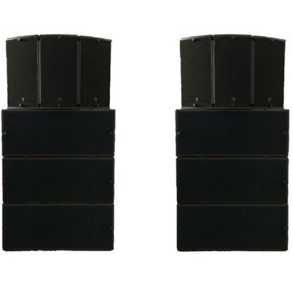 L-Acoustics ARCS I SB218 set geluid huren