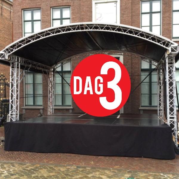 arc stage65 3 dagen huren