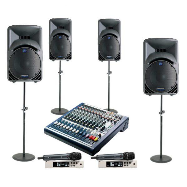Audio Presentatie geluidSET