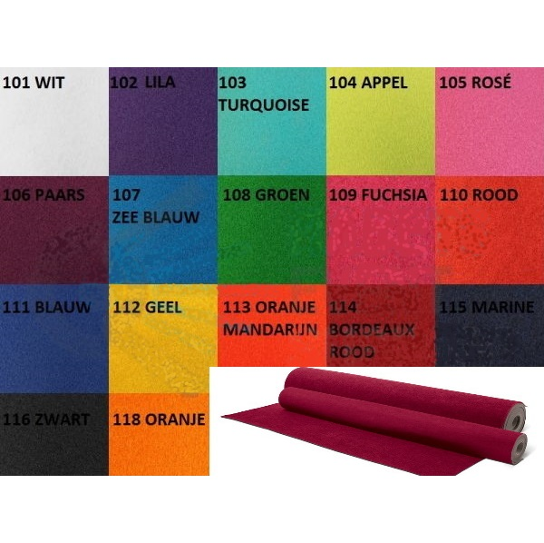 evenementen tapijt