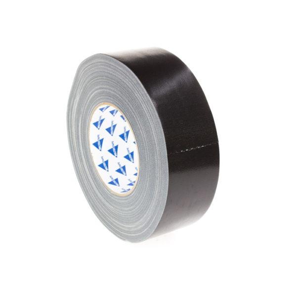 Deltec Gaffer Tape Pro Zwart 5cm 50m