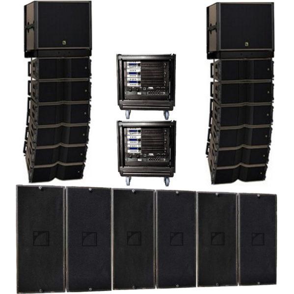 L-Acoustics KARA Line Array geluid huren
