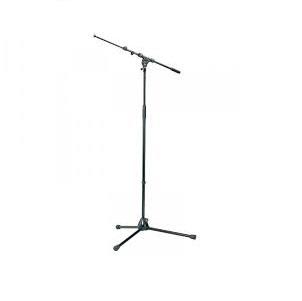 K&M microfoon statief met hengel