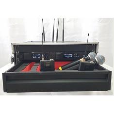 Shure QLXD Draadloos Handheld Beltpack SET2 K51 606-670 MHz