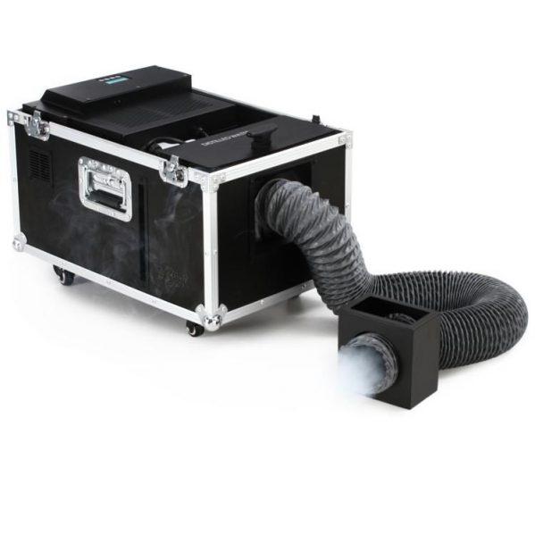 Low Fog EXTREME Hazer 1200W timer DMX