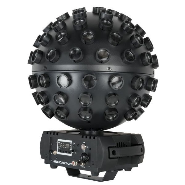 showtec LED Colorburst rgbaw