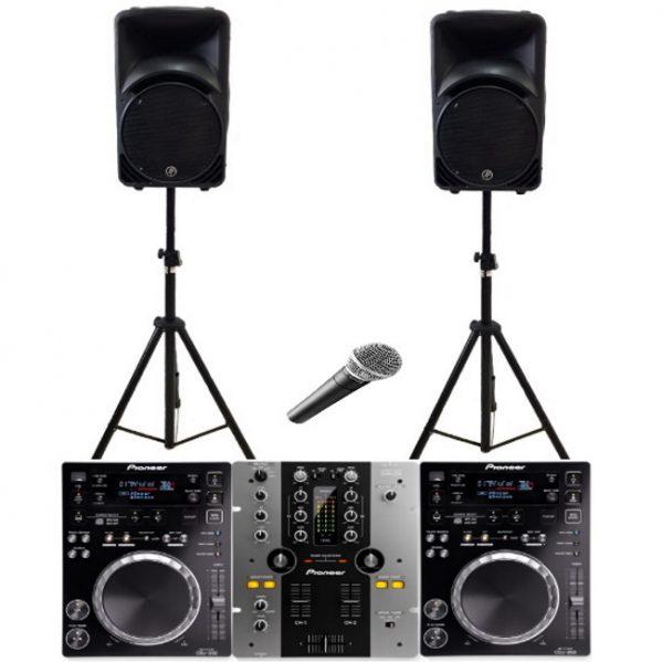Geluid DJ SET 1