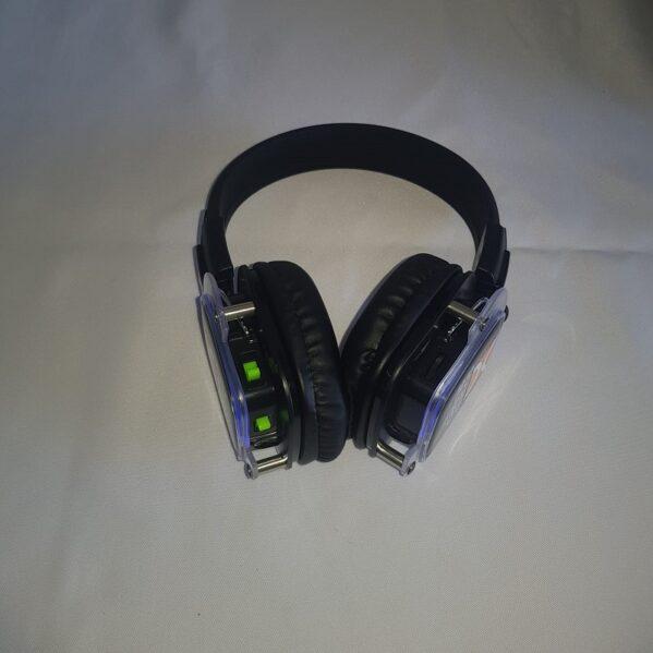 Headset Silent Disco RGB