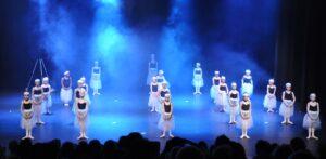 Orangerental Theater Techniek Dansvoorstelling