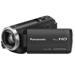 Panasonic hc-v180 streaming camera