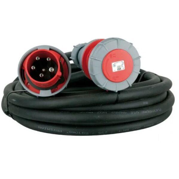 125 Ampere krachtstroom kabel
